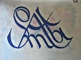 Graffiti – ein Versuch